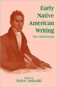 early-native-american-writing